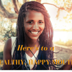 Here's to a healthy, happy  mouth!
