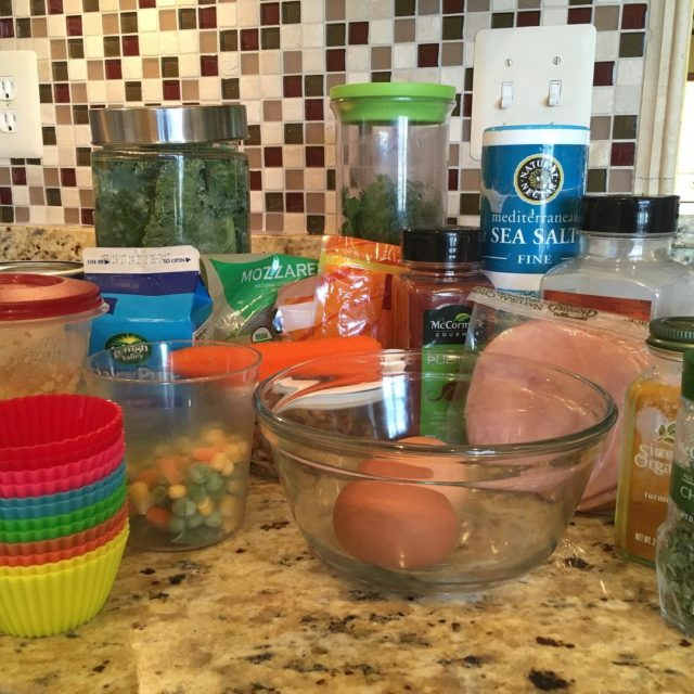 Prepping for brunch paleo egg muffins healthcoach eatwell healthywomanhappywoman