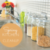 Your spring kitchen cleanup:  here's how to get it started