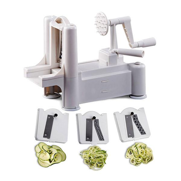 image of spiralizer used for healthy meal prep