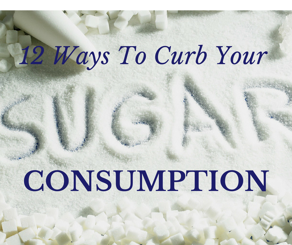 image of 12 ways to curb your sugar consumption