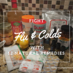 Fight flu and colds with 12 natural remedies